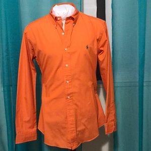 Ralph Lauren Long Sleeve Polo !